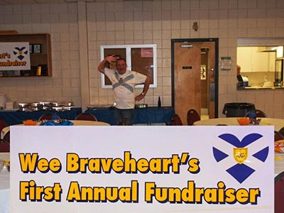 Wee BraveHeart First Annual Fundraiser
